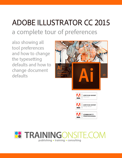 Adobe Illustrator CC 2015 complete tour of preferences