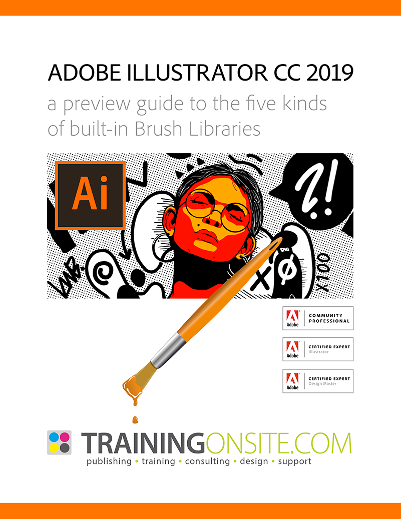 Illustrator CC 2019 brushes guide