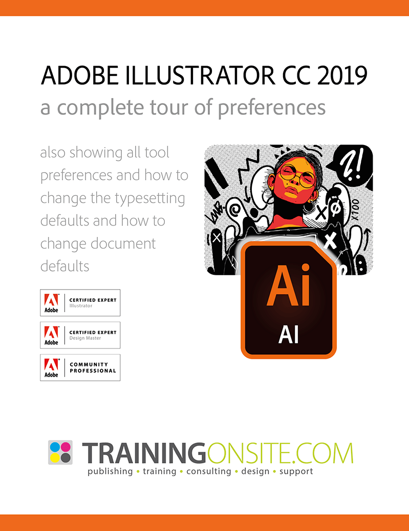 Illustrator CC 2019 resources - TrainingOnsite com
