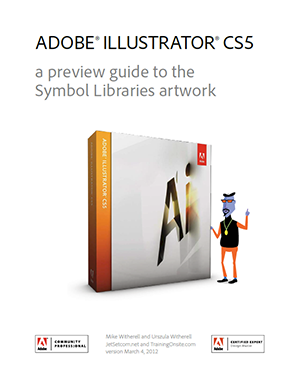 Illustrator CS5 Symbols