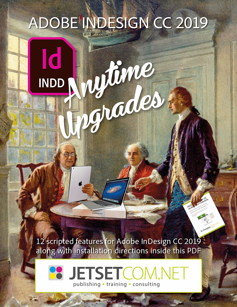 Mikes InDesign CC 2019 Anytime Upgrade