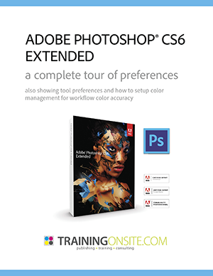 Photoshop CS6 a complete tour of preferences
